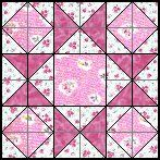 Quilts To Be Stitched - lots of Six-patch quilt patterns