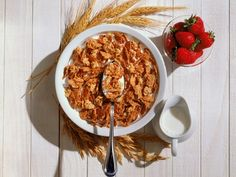 5 Benefits Of Bran Flakes Over Corn Flakes