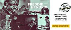 FREDDIE HENDRIX QUINTET LIVE – JAZZINO – CAGLIARI – 26-30 DICEMBRE 2014