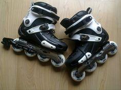 My beautiful lovely new Seba skates :)