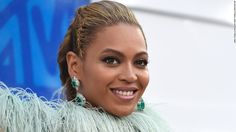 It is possible, of course, for Beyoncé's pregnancy to exist without reference to Trump, but  it's hard not to see a juxtaposition here, says Rachel Sklar