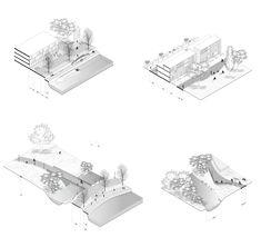 Stadsontwikkelingen aan de Zenne - Halle - DELVA Landscape Architects