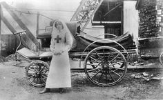 Glamorgan, Gilfach Goch, Trane Colliery Ambulance and Nurse in              1910