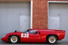 For Sale: 1966 Lola T70 Mark II