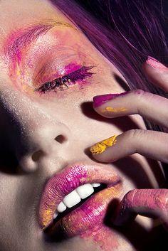 Colour Revolution by Rodrigo Adonis