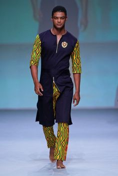 Abrantie TheGentleman @ Durban Fashion Fair 2014: Day 1 – South Africa | FashionGHANA.com (100% African Fashion)