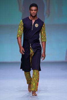 Abrantie TheGentleman @ Durban Fashion Fair 2014: Day 1 – South Africa | FashionGHANA.com (100% African Fashion)