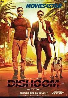Download Dishoom HD movie free of cost with safe and secure server.John and Varun go on a self-destructive mission to safeguard Jaqcueline, the princess, from her insidious life partner.