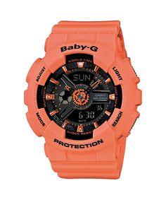 นาฬิกา คาสิโอ Casio Baby-G Standard ANALOG-DIGITAL รุ่น BA-111-4A2DR