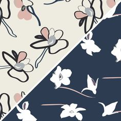 Looking for floral inspiration for A/W 17/18? Then check out our first original artwork for the season here. The 'Bespoke Blooms' report is jam-packed with inspiration and downloadable prints for womenswear.