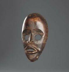 Dan Gunyege Mask, Ivory Coast