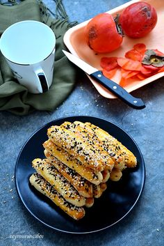 parçalar kopartın ve Homemade Beauty Products, Grill Pan, Hot Dog Buns, French Toast, Grilling, Food And Drink, Health Fitness, Breakfast, Ethnic Recipes