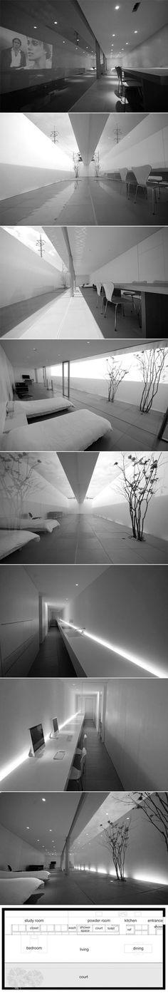 shinichi ogawa   minimalist house