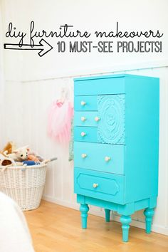 10 DIY Furniture Ideas