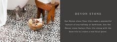 Devon Stone Tiles - Samples from Bathroom Renos, Bathroom Fixtures, Bathrooms, Bathroom Ideas, Bathroom Inspiration, Home Decor Inspiration, Family Bathroom, Master Bathroom, Tiles Uk