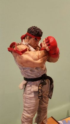 Ryu from Street Fighter V Collectors Edition