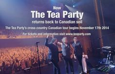 Highlights from The Tea Party's Australian Tour of 2014. Shot at the Melbourne Palais in St Kilda on October 12th, 2014. A special thanks to the fans of Aust...