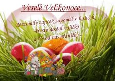 Veselé Velikonoce Obrázky 7 Jesus Resurrection, Watermelon, Easter, Fruit, Czech Republic, Eggs, Facebook, Easter Activities, Egg