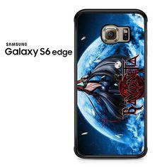 Bayonetta At Blue Moon Samsung Galaxy S6 Edge Case