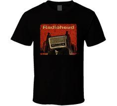 Radiohead Poster Concept English Rock Band Music Fan T Shirt Radiohead Poster, Fan Shirts, Shirt Price, Music Bands, Rock Bands, Shirt Style, Cool Designs, Hip Hop, English