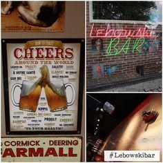 Lebowski Bar - The Reykjavik venue that rocks! Iceland Road Trip, Iceland Travel, Deli, Restaurant Bar, Happy Hour, Night Life, Rocks, City, Cities