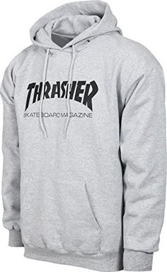 Generic THRASHER HOODIE SKATER MAGAZINE SKATE SKATEBOARD MAG CLOTHING HOODY (m) thrasher skateboard magazine hoodie gildan style sports grey (Barcode EAN = 3164365702317). http://www.comparestoreprices.co.uk/december-2016-3/generic-thrasher-hoodie-skater-magazine-skate-skateboard-mag-clothing-hoody-m-.asp