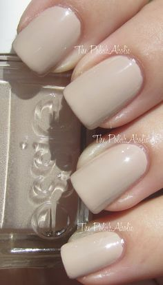 Essie's - Sand Tropez - What a perfect party favor for a Spa Beach Party! #Nails