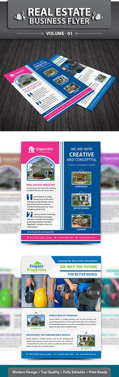 The best Real Estate  bundle pack in flyer industry…  http://graphicriver.net/item/real-estate-business-flayer-/3155889?ref=dotnpix