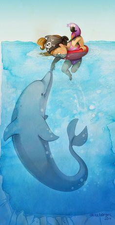 """aliciaborges ¿Dónde está mi elefante? """"Yo Mimo Mi Mar""""....."""