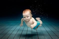 Baby Swim in cute pictures of little angels