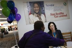 Younger Americans warm somewhat to #Obamacare, poll shows #ACA