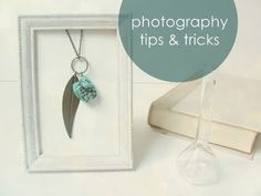 Take the perfect picture - even up really, really close. This is great for bloggers and Etsyians!