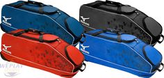 Mizuno Classic Wheel Bag - Doubles as both a personal bag for serious players who transport their own gear such as catchers equipment or as a smaller Softball Gear, Fastpitch Softball, Baseball, Classic, Bags, Derby, Handbags, Classic Books
