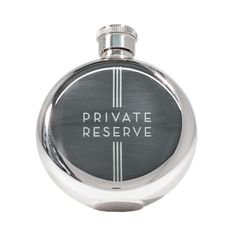 Stainless Round Flask