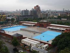 The McCarren Pool Is Open