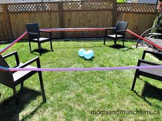 WWE Wrestling Birthday Party Ideas - includes a fun game idea!
