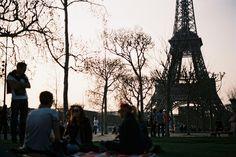 early spring, paris by jrobertblack on Flickr.