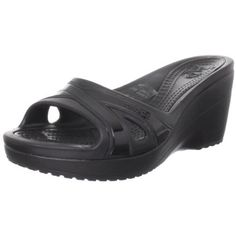 e004277c3 Crocs Women`s Jenee Wedge - For some reason I like this!