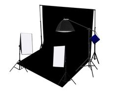 The 50cm and 70cm Softbox is mainly used by commercial and still life photographers for shooting table top products.