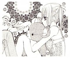 Rima Touya -Vampire Knight
