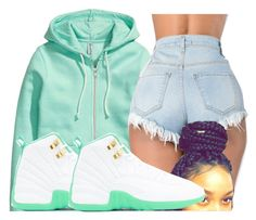 """Untitled #179"" by leshabest ❤ liked on Polyvore featuring H&M"