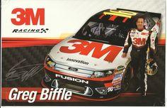 Race Car Driver Greg Biffle