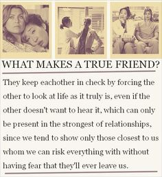 Meredith and Cristina (Friends forever) just like my and my person!!