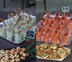 Idees Recettes Pour Un Aperitif Dinatoire Reussi Facile Et Rapide Party Buffet Aperitif New Year S Food