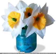 Flores de seda para el dia de la madre