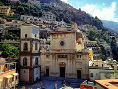 Duomo di Positano - Amalfi coast