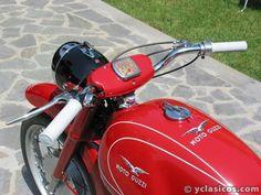 1961 Moto Guzzi Lodola 235 GT - Portal compra venta vehículos clásicos