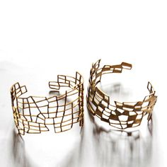 beautiful bracelets by Bernadette van de Braak