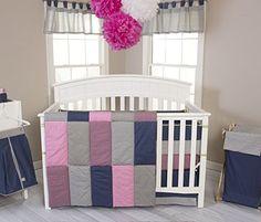 Trend Lab 3 Piece Perfectly Pretty Crib Bedding Set Trend Lab http://www.amazon.com/dp/B00R4PX0G0/ref=cm_sw_r_pi_dp_n018vb0J7B0QY