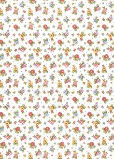Florecillas de colores